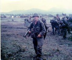 Camp Eagle Vietnam 1969 Sally A O Military