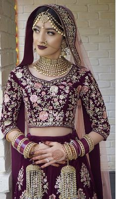 Civil Wedding Dresses, Pakistani Wedding Dresses, Blue Wedding Dresses, Classic Wedding Dress, Princess Wedding Dresses, Bridal Dresses, Wedding Lenghas, Walima Dress, Wedding Outfits