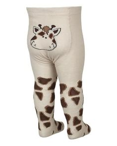 giraffe print baby stuff | Fizter Kidswear Giraffe Print Kid's Tights | Gifts - Baby & Children