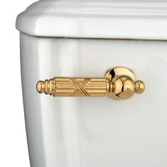 Kingston Brass KTGL2 Georgian Toilet Tank Lever, Polished Brass - Price: $79.95 & FREE Shipping over $99