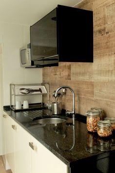Sardine House - Alfama - Lisbon Grey, Blue, Black and White Home Kitchen Isabel Pires de Lima - Interior Design