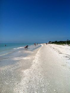 I live close to Sanibel and it's beautiful!