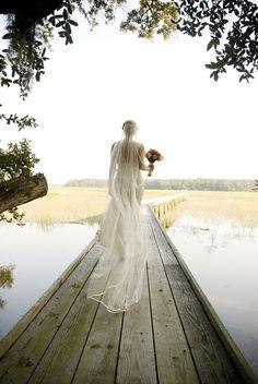 Wedding in Bluffton, SC.