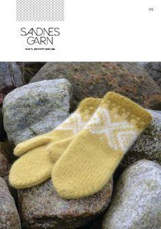 Marius tova votter free pattern by Sandnes Garn Knitted Mittens Pattern, Crochet Mittens, Knitted Gloves, Knit Crochet, Knitting Charts, Free Knitting, Knitting Patterns, Fair Isle Knitting, Knitting For Kids