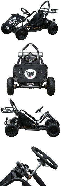 Complete Go-Karts and Frames 64656: 48V 1000W Adult Kids Electric Go Kart Brushless Motor Su -> BUY IT NOW ONLY: $749.95 on eBay!