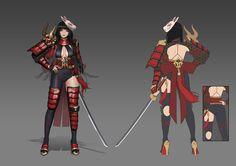 ArtStation - Assassin, muck muck