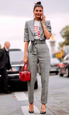 8fdba028b988e 1001 + looks tendance en tailleur femme chic