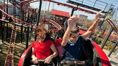Tony Hawk's Big Spin/Pandemonium  Six Flags Over Texas