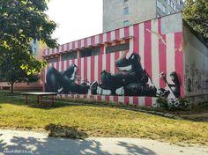 The Urban Arts Scene in Kosice Michael Schuermann