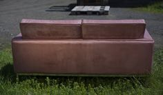 The Back of the Concrete Sofa