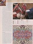 Мобильный LiveInternet Жаккардовые носочки .   TVORYU - Дневник TVORYU  