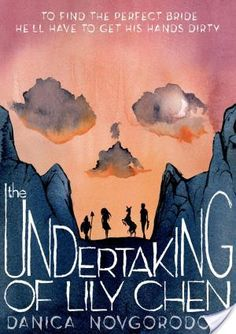 Graphic Novel Review: The Undertaking of Lily Chen
