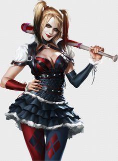 Batman: Arkham Knight: Harley Quinn