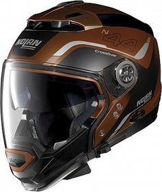 Helmets, clothing and motorcycle accessories- Nolan Evo Viewpoint Scratched, modular helmet - Motorcycle Helmet Design, Motorcycle Equipment, Motorcycle Style, Motorcycle Outfit, Motorcycle Accessories, Women Motorcycle, Modular Motorcycle Helmets, Futuristic Motorcycle, Racing Helmets