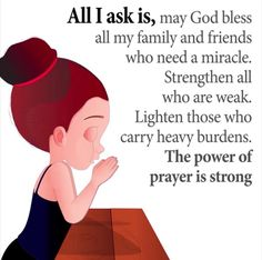 Father, I pray for blessings and miracles over my friends and family! Please share this to pray the same! Prayer Quotes, Spiritual Quotes, Bible Quotes, Bible Verses, Religious Quotes, Faith Quotes, Power Of Prayer, My Prayer, Prayer Changes Things