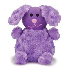 Happy Hoppers Dog Toys- Purple or Pink