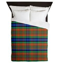 The Weaver Queen Duvet from Grayson Art Prints CafePress