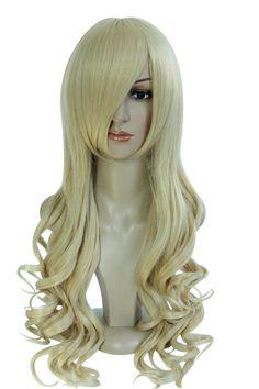 32'' 80cm Wave Natalia Natasha Alfroskaya Honey and Clover Kotobuki Tsumugi Cosplay Wig