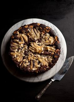 chocolate and pear f