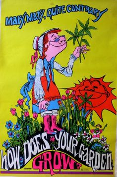 Mary, Mary, Quite Contrary How Does Your Garden Grow?