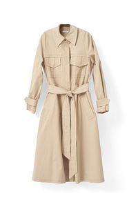 Phillips Cotton Coat, Cuban Sand