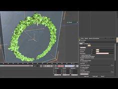 CINEMA 4D - IvyGrower - TUTORIAL - YouTube