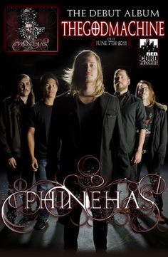 Check out Phinehas on ReverbNation