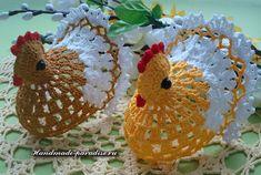 Wie man Huhn häkeln - Handmade-Paradise