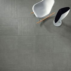"""""""Gate"""" by Caesar is a collection of innovative and eco-friendly #porcelain #tiles for large #architecture projects. Original and gritty, the innovative textured finish exploits the versatility of ceramic to reinterpret the marks left on concrete by wood formwork."""