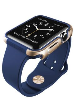 X-Doria Defense Edge Apple Watch Case is a rugged and slim Apple Watch Case, designed to match your Sport Band. Defense Edge 42mm Apple Watch protector cases combine a durable machined aluminum exteri