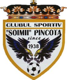 Logo of SC Şoimii Pâncota Ferrari Logo, Of Brand, Football, Logos, Soccer Teams, Badges, San, Sport, Soccer