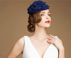 Online Shopping 2015 Pillbox Fascinator Hats Wool Cocktail Hats Wedding  Guest Hat Formal Evening Headwear Felt 6456cb3532f