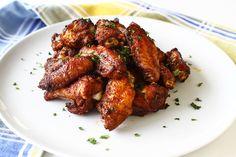 Aripioare de pui la cuptor - crocante și picante, rețetă pas cu pas. Aripi de pui la cuptor cu pielița crocantă, rețetă culinară. Cum se fac aripioare crocante și picante la cuptor. Kfc, Tandoori Chicken, Summer Recipes, Bacon, Dinner, Ethnic Recipes, Food, Inspire, Poultry