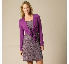 Ginger Wrap Sweater | Fair Trade | prAna