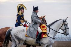 Traditional reenactment of Napoleon´s greatest victory of Austerlitz in 1805