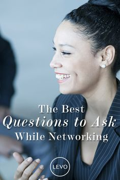 #Networking #Tips >> Better questions = Better networking.