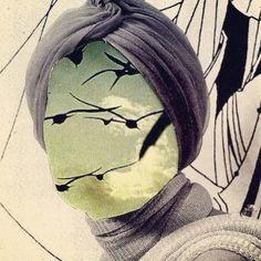 Collage by Elsa Godon