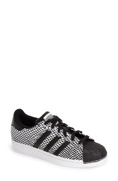 Free shipping and returns on adidas 'Superstar' Snake Embossed Sneaker (Women) at Nordstrom.com. A classic athletic sneaker takes an exotic turn with a two-tone snake-embossed finish, while trefoil logo details add a touch of retro flair.