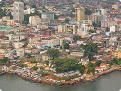 Freetown - Capital of Sierra Leone