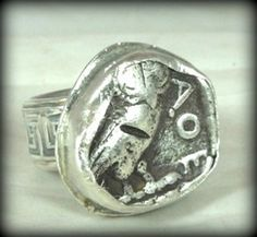 ancient Greek ring