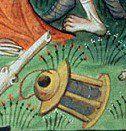 Morgan Library, M.46 - Book of hours, Folio 64v, Belgium,1420