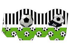 Caixa para guloseimas Futebol