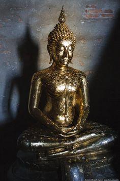 Lord Buddha, Ayutthaya, Thailand