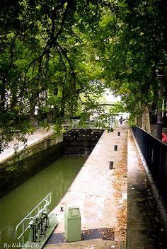 #photo Canal St-Martin by NikitaDB #Paris10 #PEAV @Menilmuche @aubordducanal