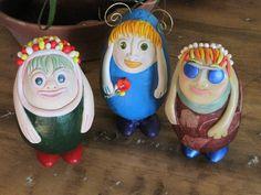 Happy little folk. adivawoman.deviantart.co,