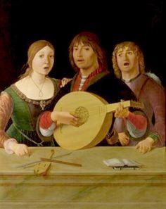 Italian Renaissance Trio