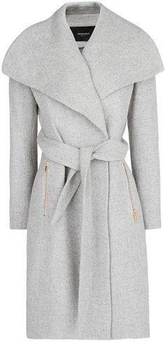 20704496ab0e MANGO Maxi Flap Flecked Coat - Lyst Olivia Pope Style, Olivia Pope Outfits,  Olivia