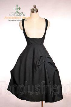 9cef06441998 Gothic Lolita Bias Pleated Dress, $57.20 Lolita Mode, Mode Schoonheid, Neo  Victoriaanse,