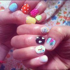 Nails : nails