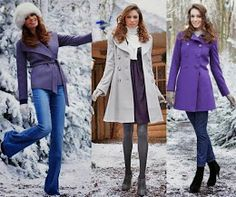 Which Winter Coat do you like the most?